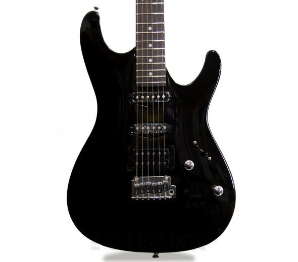 Guitarras formato ST Ibanez GSA60 BKN-Black Night