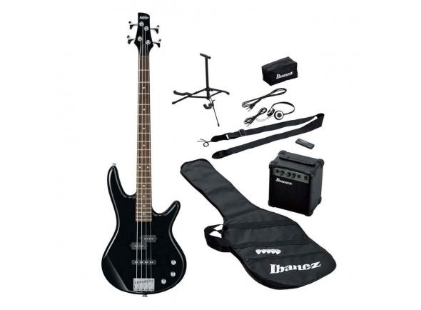 Pack's de Baixo Elétrico Ibanez IJSR190-BK Jumpstart Bass set