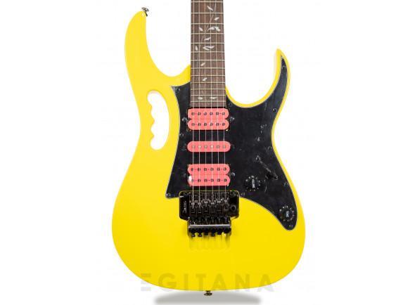 Guitarras formato ST Ibanez JEMJRSP-YE Steve Vai Yellow