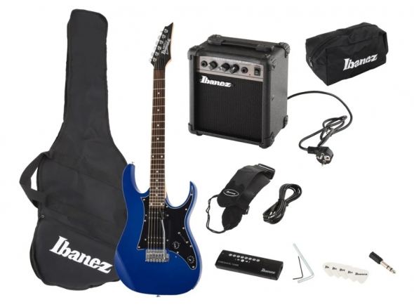 Packs de guitarra  Ibanez Jumpstart IJRG20-BL