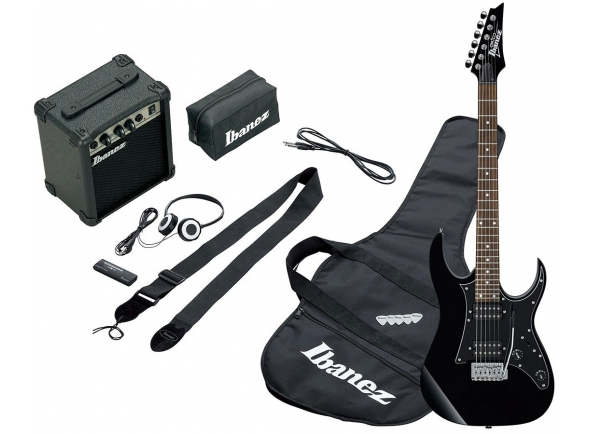 Packs de guitarra  Ibanez Jumpstart IJRG200-BK