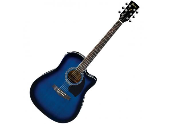 Guitarras Dreadnought Ibanez PF15ECE-TBS