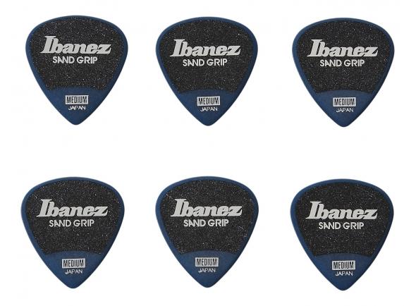 Palhetas para guitarra Ibanez PPA16MSG-DB Pick Set