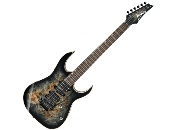 Guitarras formato ST Ibanez RG1070PBZ-CKB Premium