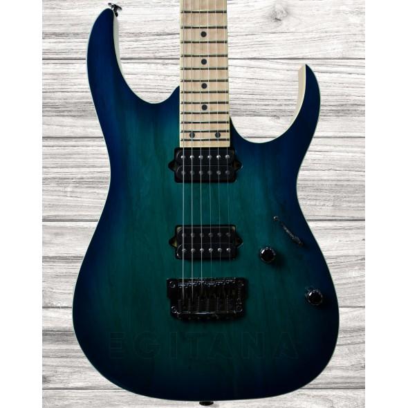 Guitarras formato ST Ibanez RG652AHMFX-NGB