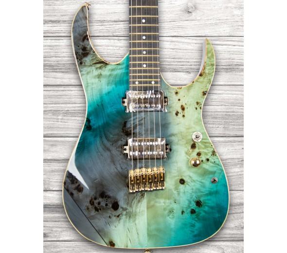 Guitarras formato ST Ibanez RG6PPBFX-TSR Premium
