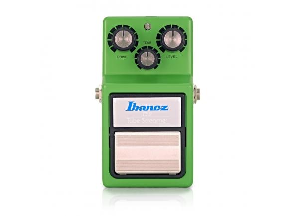 Pedal de distorção Ibanez TS9