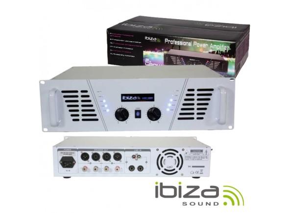 Amplificadores Ibiza AMP1000-WH