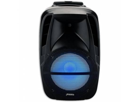 Colunas Amplificadas Ibiza BTM15A-LED