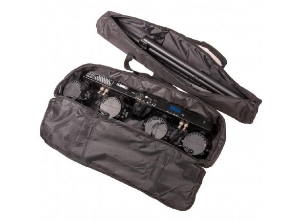 Acessórios para equipamentos led Ibiza DJ LIGHT BAG