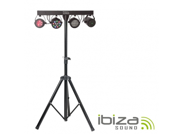 Kits de luzes Ibiza DJLIGHT85LED