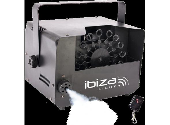 Máquinas de Fumo Ibiza FOG-BUBBLE400 B-Stock