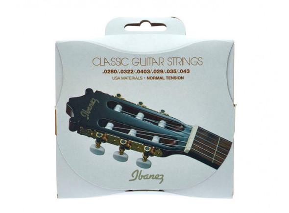 Conjunto de Cordas para Guitarra Clássica/Jogos de cordas para guitarra clássica Ibiza  ICLS6NT Classguitar String Set