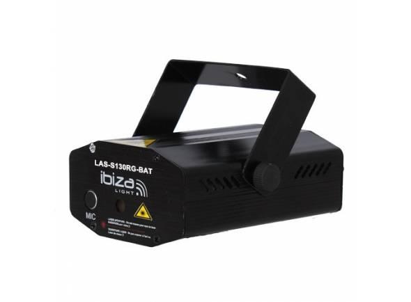 Lasers/Laser Ibiza LAS-S130RG-BAT