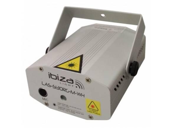 Lasers/Laser Ibiza LAS-S130RG-M-WH