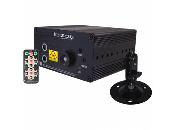 Laser Ibiza LAS160P-MKII