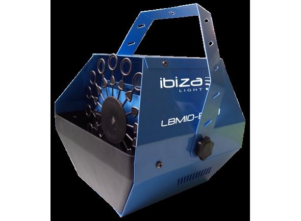 Máquina de bolhas Ibiza LBM10-BLU