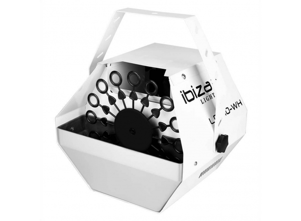 Máquina de bolhas Ibiza LBM10-WH