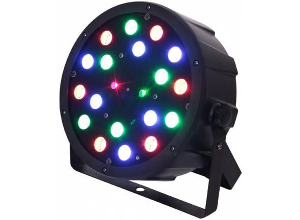 Projector LED PAR/Projector LED PAR Ibiza LEDPAR-LAS