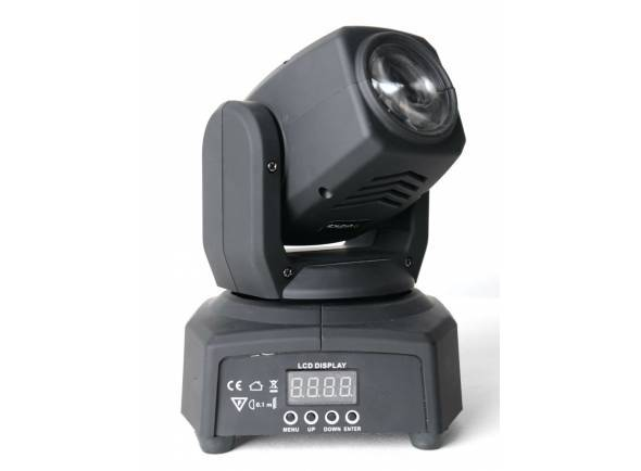 Moving Head LED/Moving Heads LED Ibiza LMH250WH-MINI