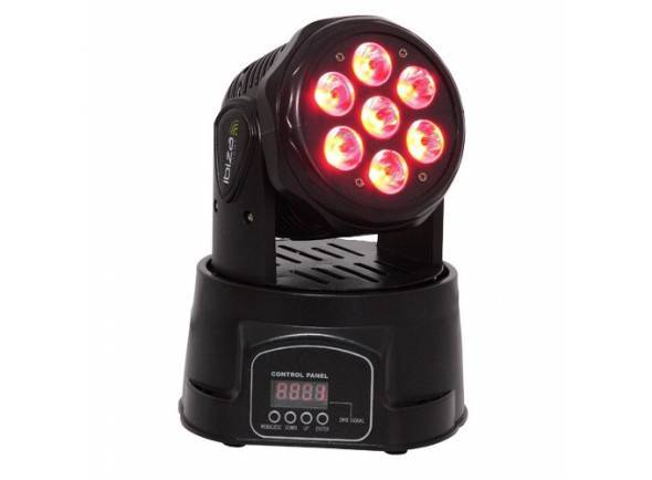 Moving Head LED/Moving Heads LED Ibiza LMH350LED