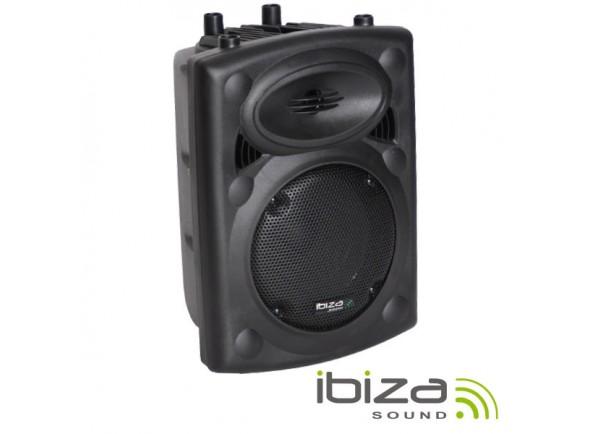 "Colunas Passivas Ibiza SLK8 8"" 300Wmáx ABS"