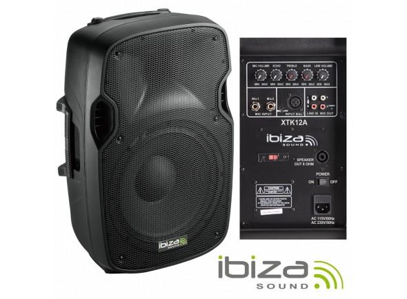 Colunas Amplificadas/Colunas Amplificadas Ibiza XTK12A