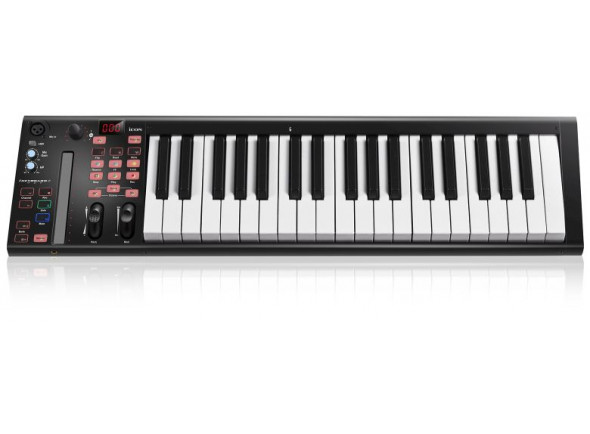 Teclado Midi/Teclados MIDI Controladores Icon  iKeyboard 4S ProDrive III