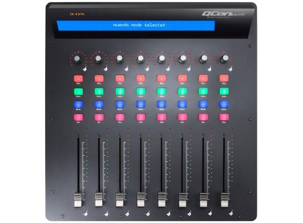 Controladores de DAW/Controladores de DAW Icon QCon EX G2