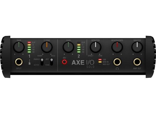 Interface Áudio USB IK Multimedia AXE I/O SOLO