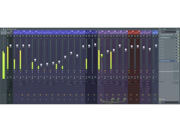 Sequenciador de áudio MIDI (DAW)/Software de sequenciação Image-Line FL Studio Signature Bundle