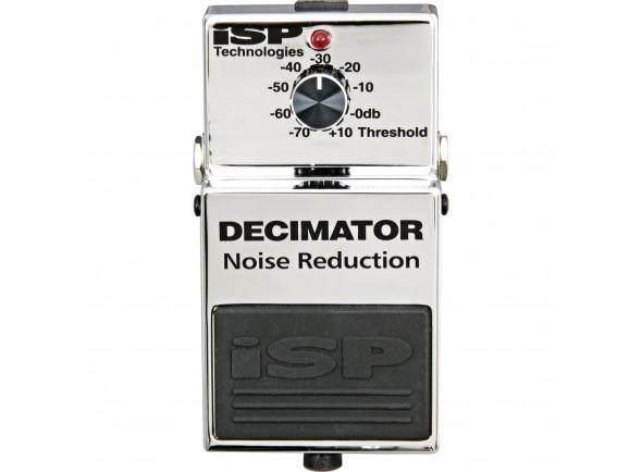 Pedal de Efeito Noise Gate/Outros efeitos para guitarra elétrica Isp Technologies Decimator Pedal V-II