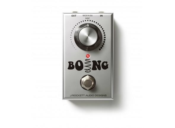 Pedal de Efeito Reverb/Efeitos reverb e hall J. Rockett Audio Designs Boing
