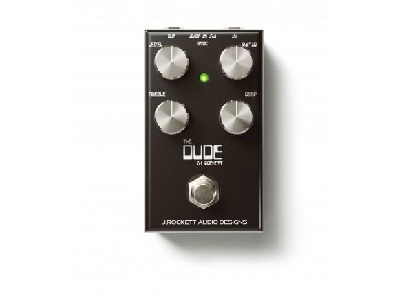 Pedal de Efeito Overdrive/Outros efeitos para guitarra elétrica J. Rockett Audio Designs The Dude V2