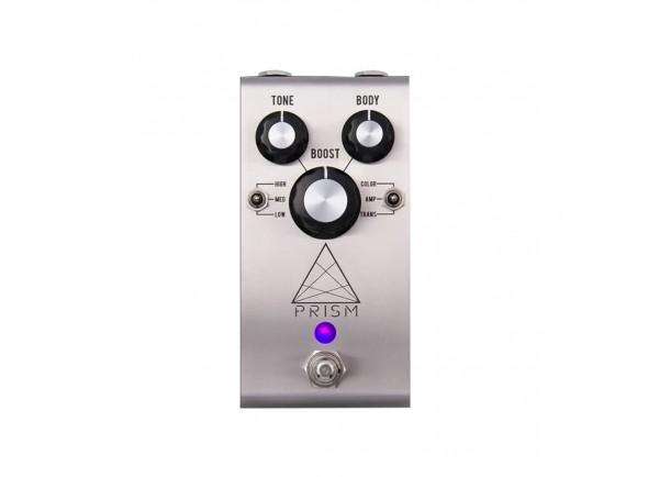 Pedal de Efeito Booster/Outros efeitos para guitarra elétrica Jackson Audio  PRISM