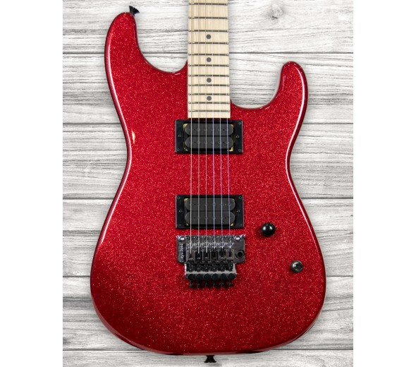 Guitarras formato ST Jackson Pro Limited Edition San Dimas SD22 JB Red Sparkle