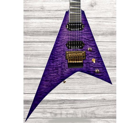 Outros formatos Jackson  Pro Rhoads RR24Q Trans. Purple