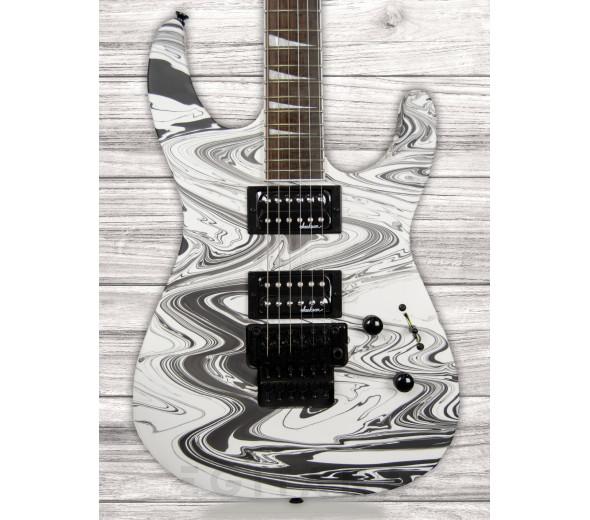 Jackson SLX DX Soloist Satin Guitarras formato ST Jackson SLX DX Soloist Satin White