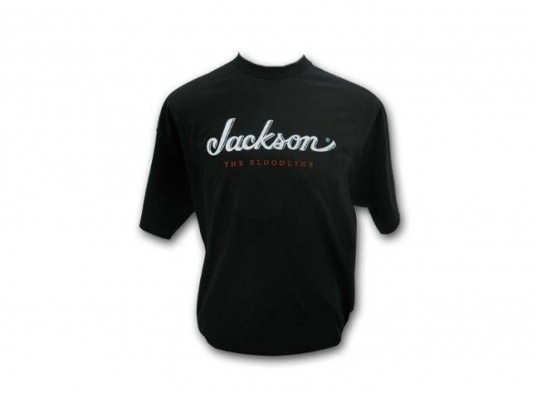 T-Shirt/Diversos Jackson THE BLOODLINE BLACK SMALL