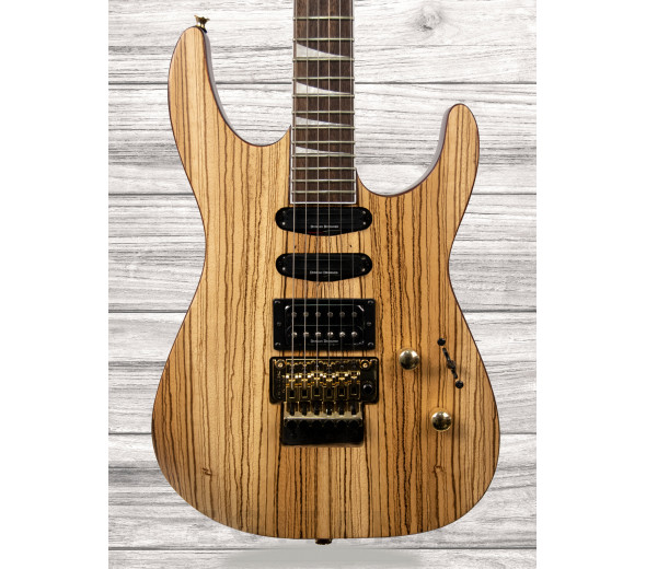 Guitarras formato ST Jackson X Series SLX 3 Zebra Wood