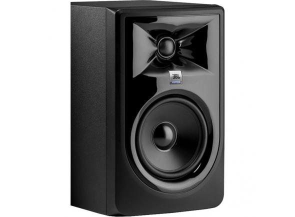 Monitores de estúdio activos JBL 306P MkII