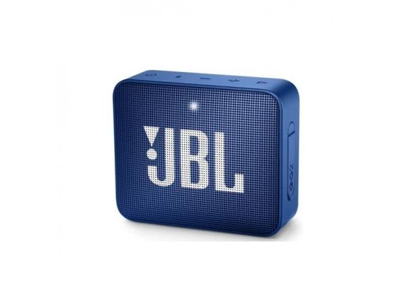 Sistemas Portáteis com Bateria JBL Go 2 - Blue