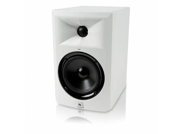 Monitores de estúdio activos JBL LSR 305 WH