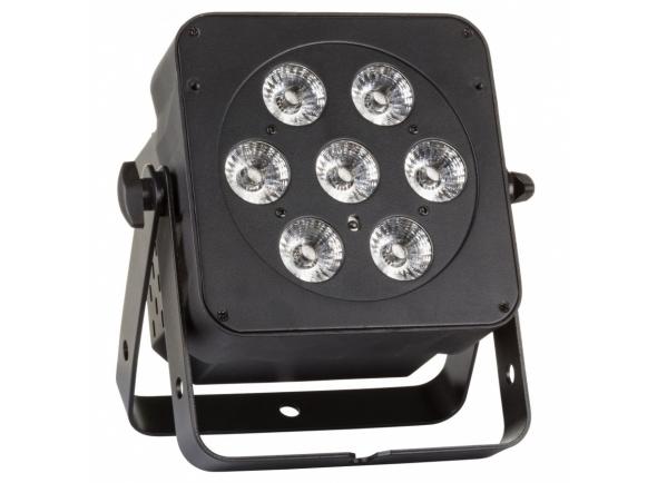 Projector LED/Projector LED PAR JBSystem  LED PLANO 7FC