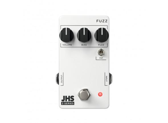 Pedal de distorção JHS  3 Series Fuzz