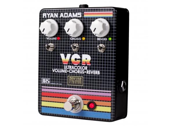 Efeitos reverb e hall JHS VCR Ryan Adams