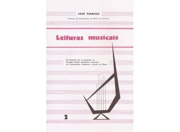 Método para aprendizagem José Firmino Leituras Musicais VOL 2  Método para Aprendizagem José Firmino Leituras Musicais VOL 2 - Idioma Português - 30 páginas - Autor José Firmino