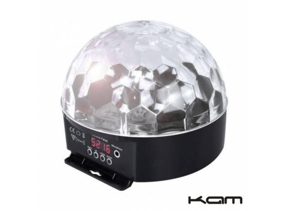 Projector LED PAR/Projector LED PAR KAM MOONGLOW DMX V2