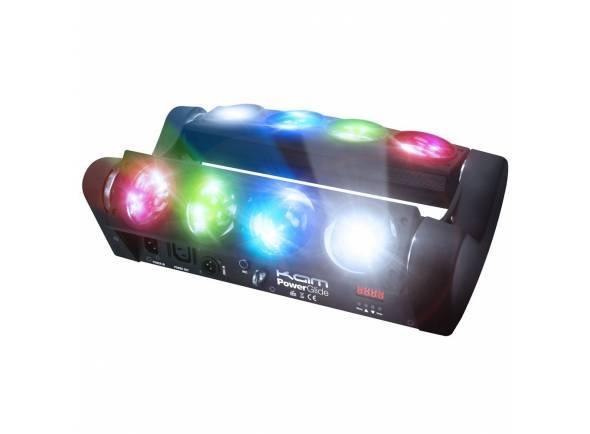 Projector LED/Projector LED PAR KAM POWERGLIDE