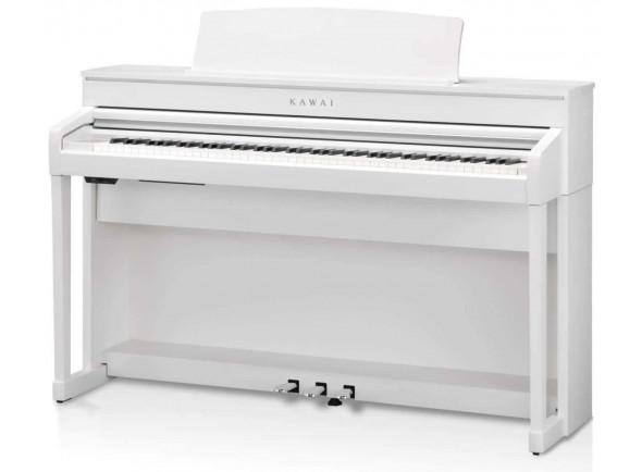 Pianos Digitais de Móvel Kawai  CA-79 W